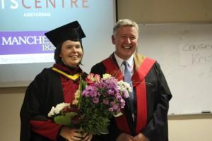 Kristina Graduation