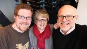 Pieter, Richard, and Jo-Ann